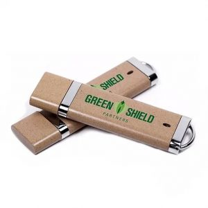 Biodegradable USB Drive