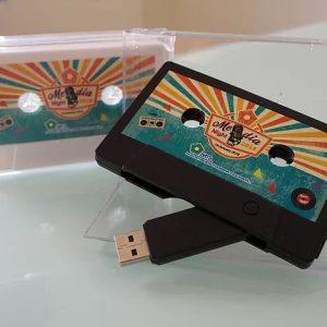 Cassette USB Drive
