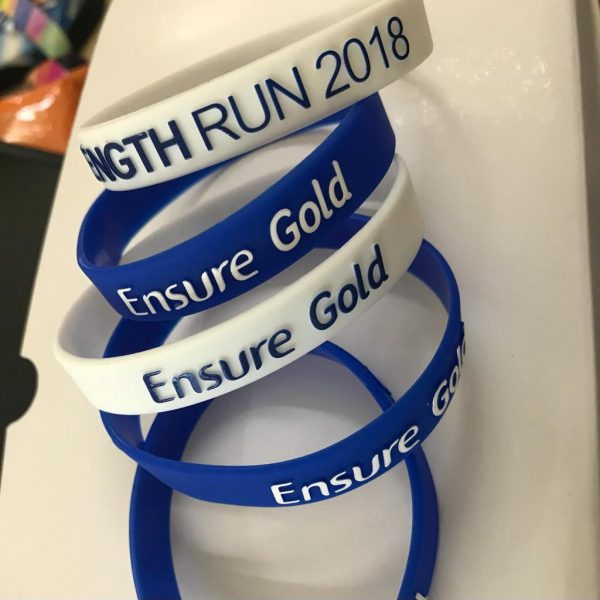 Embossed printed wristbands malaysia