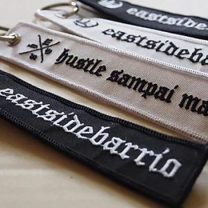 Embroidery Keychain