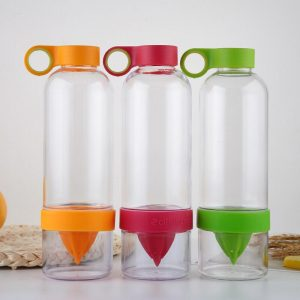 Lemon Squeezer Water Bottle