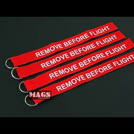 Remove Flight Keychain