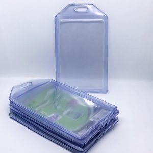 Soft PVC ID Card Holder