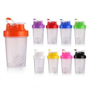 custom made shaker bottles