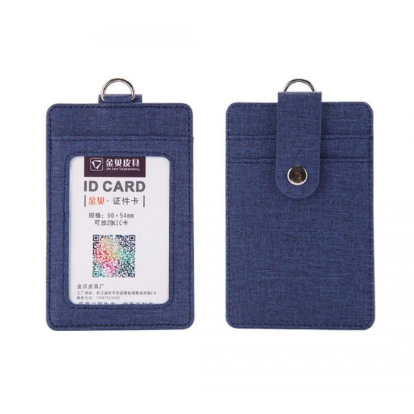 Card Holder Double Slot