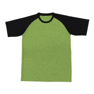 Cationic Polyester Interlock T Shirt