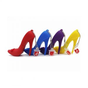 Custom Shape High Heel Shoes USB Drive
