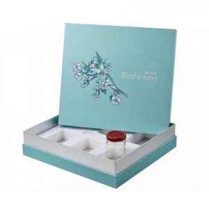 Bird nest packaging box