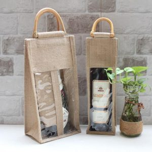 Custom Wine Gift Bag