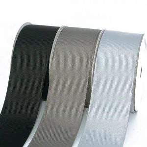 Grosgrain ribbon printing