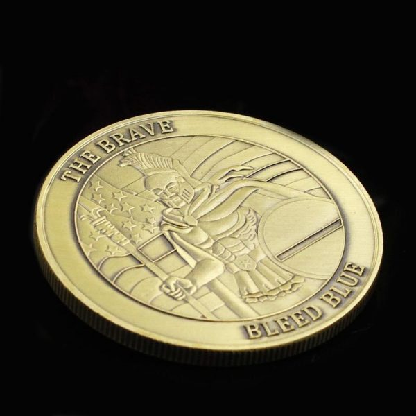 custom made challenge coin
