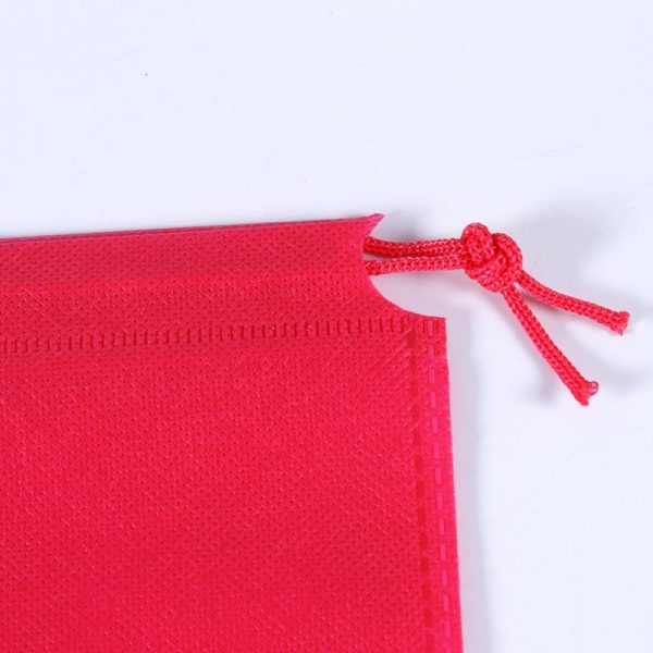 shoe pouch material