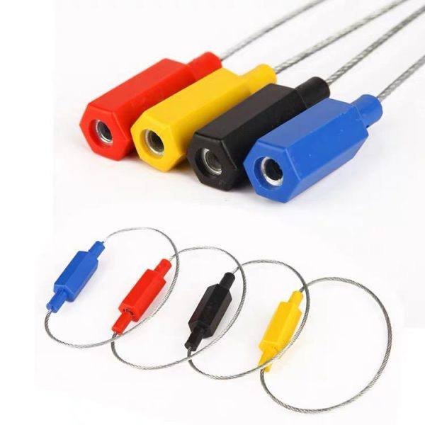 Wire Rope Seal Security