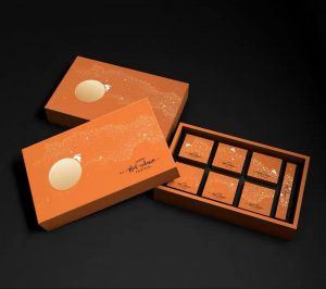 custom mooncake box packaging