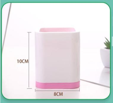 plastic pencil holder 1
