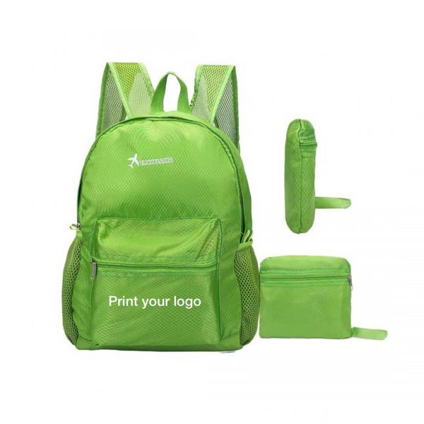 Foldable Backpack 2