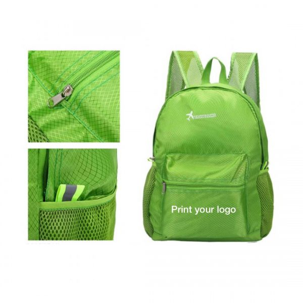 Foldable Backpack 3