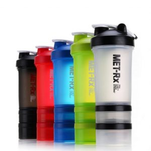 3 Layer Gym shaker Bottle
