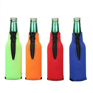 Beer Bottle Cooler Sleeve