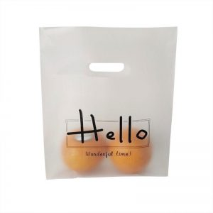Clear Plastic Bag Printing