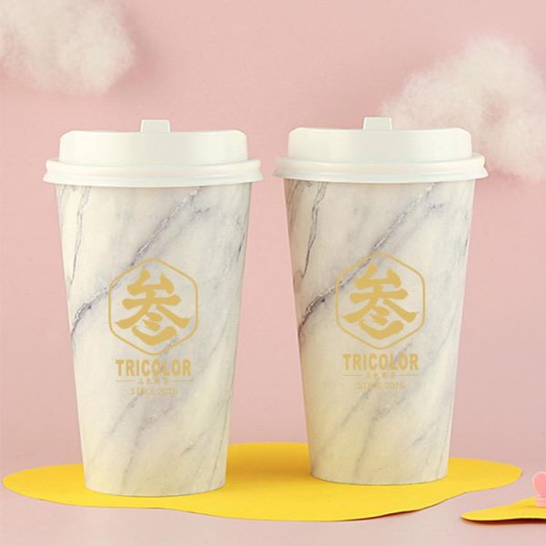 paper coffee cups printing
