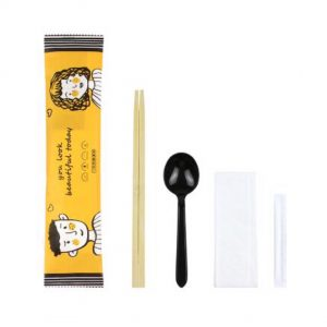 personalized Cutlery set printing