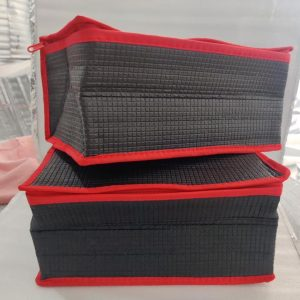 printed insulated lunch bags