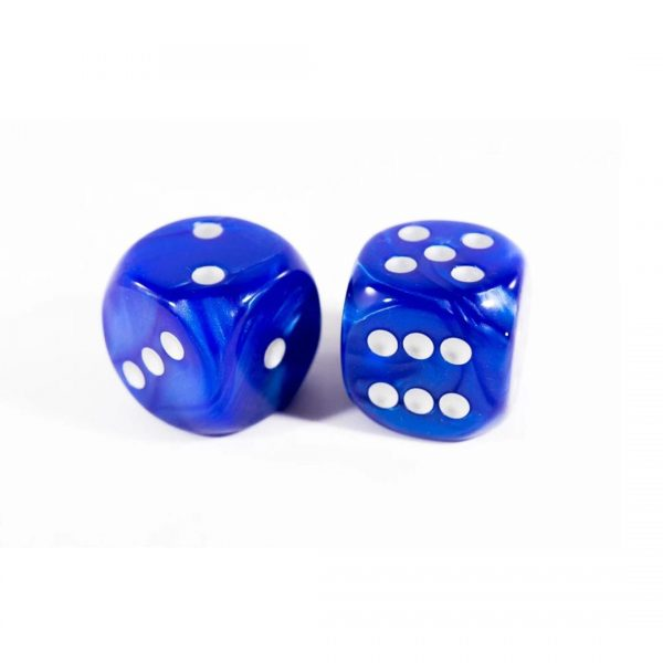 Custom made dice