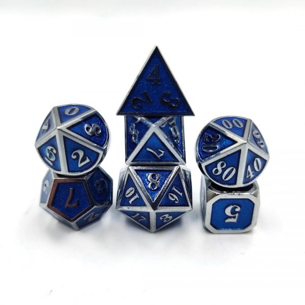 custom made metal dice