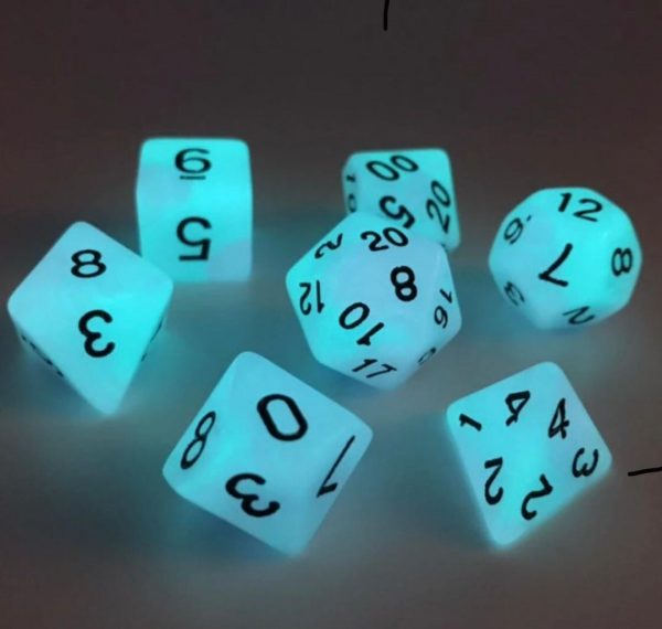 personalised dice