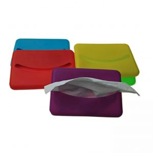 silicone tissue paper holder